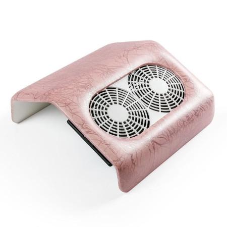 Odsávačka prachu 48 w s dvojitým ventilátorom - ružový mramor - NechtovyRAJ.sk