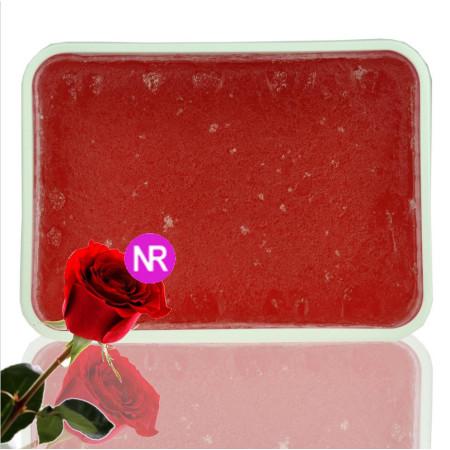 Kozmetický parafín s vitamínmi - vôňa ruža