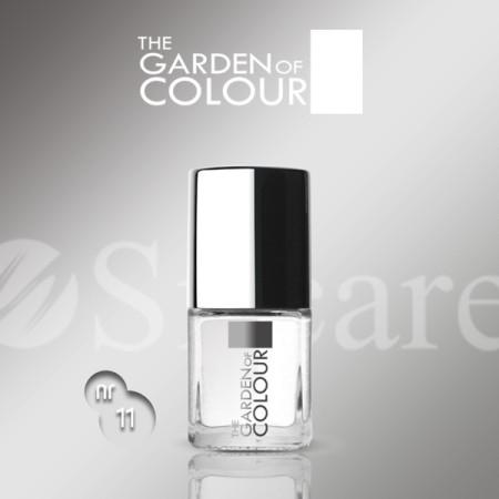 Silcare lak na nechty 11 Garden of Colour 9 ml - biely - NechtovyRAJ.sk