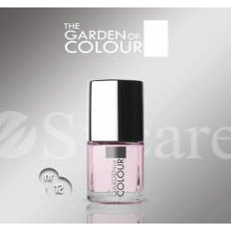 Silcare lak na nechty 12 Garden of Colour 9 ml - ružovy - NechtovyRAJ.sk