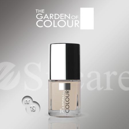 Silcare lak na nechty 19 Garden of Colour 9 ml - telový