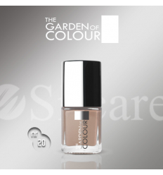 Silcare lak na nechty 20 Garden of Colour 9 ml - telový