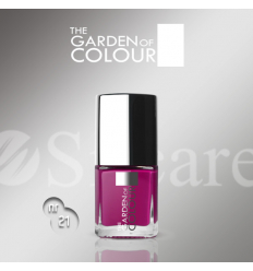 Silcare lak na nechty 21 Garden of Colour 9 ml - ružový