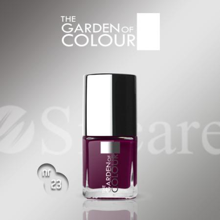 Silcare lak na nechty 23 Garden of Colour 9 ml - ružový - NechtovyRAJ.sk