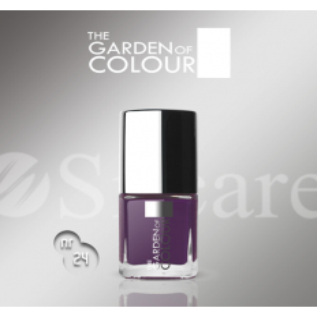 Silcare lak na nechty 24 Garden of Colour 9 ml - ružový - NechtovyRAJ.sk