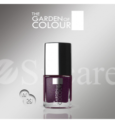 Silcare lak na nechty 29 Garden of Colour 9 ml - Fialový