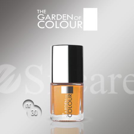 Silcare lak na nechty 30 Garden of Colour 9 ml - oranžový NechtovyRAJ.sk - Daj svojim nechtom všetko, čo potrebujú