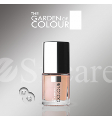 Silcare lak na nechty 49 Garden of Colour 9 ml - telový