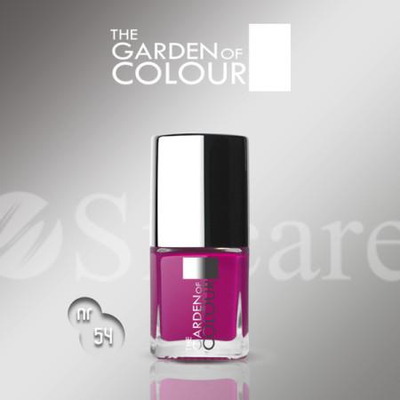 Silcare lak na nechty 54 Garden of Colour 9 ml - ružový - NechtovyRAJ.sk