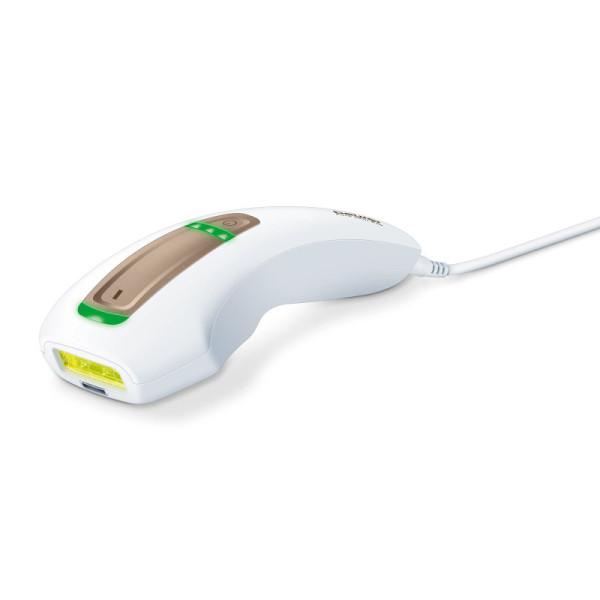 BEURER IPL 5500 Pure skin pro - prístroj pre dlhodobé odstránenie chĺpkov