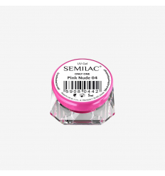Semilac ONLY ONE uv gél Pink Nude 04 5 ml