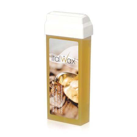 ItalWax depilačný vosk prírodný 100 ml