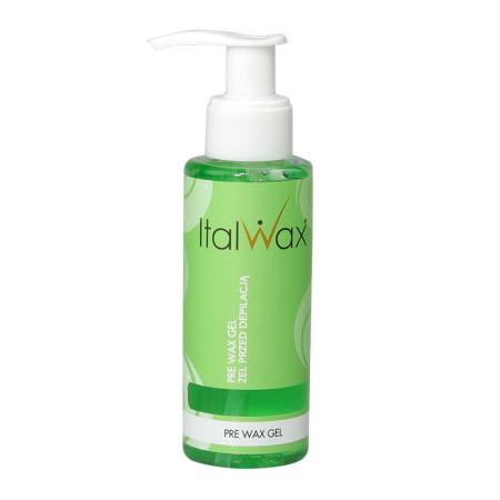 ItalWax preddepilačný gél 100 ml