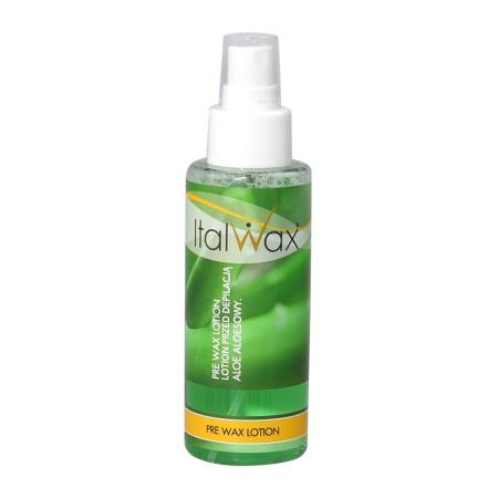 ItalWax preddepilačný gél Aloe Vera 250 ml