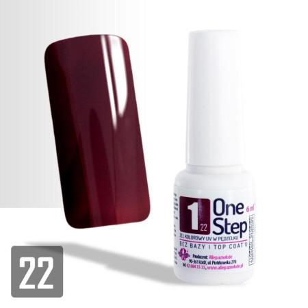 Gél lak One step NR 3 v 1 22 NechtovyRAJ.sk - Daj svojim nechtom všetko, čo potrebujú