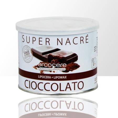 Vosk na depiláciu v plechovke čokoláda 400 ml - Kúpite v NechtovyRAJ.sk