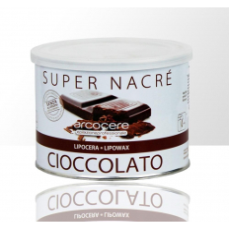 Vosk na depiláciu v plechovke čokoláda 400 ml NechtovyRAJ.sk - Daj svojim nechtom všetko, čo potrebujú