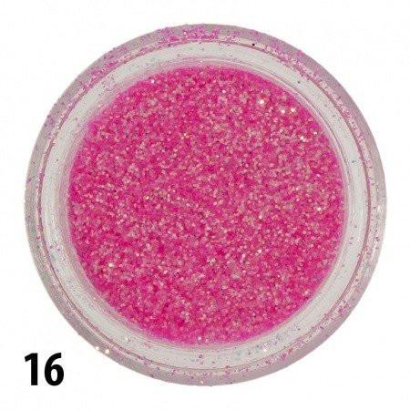 Glitrový prášok 16 - ružová