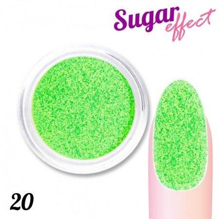 Prášok Sugar effect 20 NechtovyRAJ.sk - Daj svojim nechtom všetko, čo potrebujú