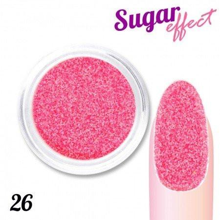 Prášok Sugar effect 26 NechtovyRAJ.sk - Daj svojim nechtom všetko, čo potrebujú