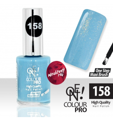 Lak na nechty-ONE COLOUR  158