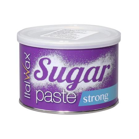 ItalWax depilačná cukrová pasta v plechovke Strong 400 ml - NechtovyRAJ.sk