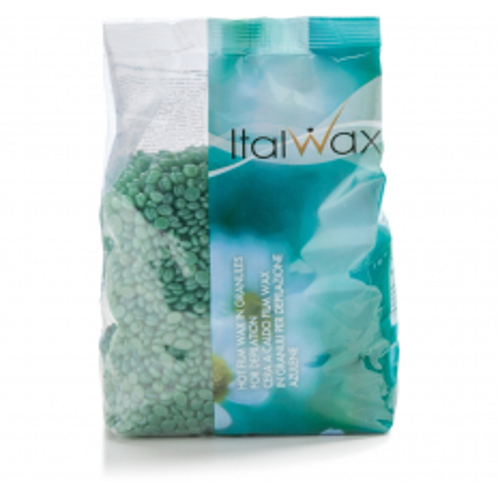 ItalWax filmwax - zrniečka vosku azulén 1 kg - NechtovyRAJ.sk