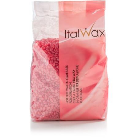 ItalWax filmwax - zrniečka vosku ruža 1 kg NechtovyRAJ.sk - Daj svojim nechtom všetko, čo potrebujú