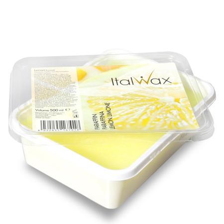 ItalWax kozmetický parafín citrón 500 ml NechtovyRAJ.sk - Daj svojim nechtom všetko, čo potrebujú