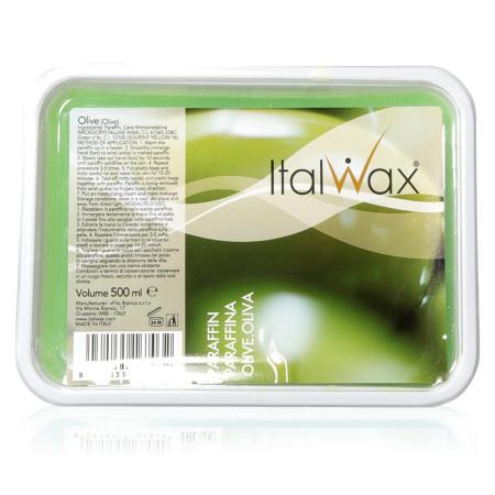 ItalWax kozmetický parafín oliva 500 ml NechtovyRAJ.sk - Daj svojim nechtom všetko, čo potrebujú