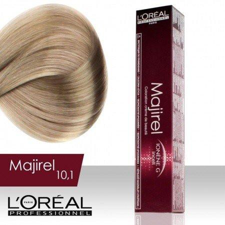 L'Oréal Professionnel Majirel permanentná farba na vlasy 10.1 - NechtovyRAJ.sk