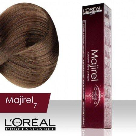 L'Oréal Professionnel Majirel permanentná farba na vlasy 7 - NechtovyRAJ.sk