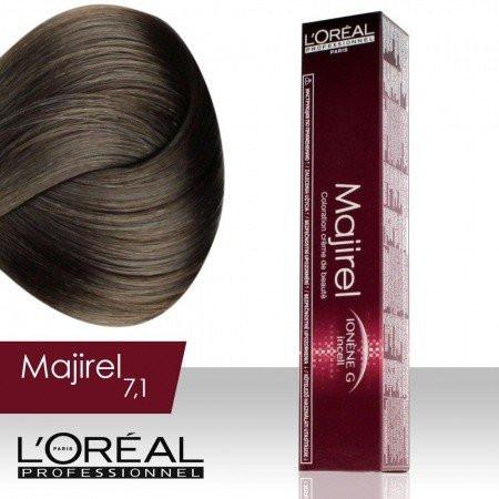 L'Oréal Professionnel Majirel permanentná farba na vlasy 7.1 - NechtovyRAJ.sk