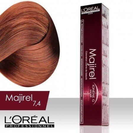 L'Oréal Professionnel Majirel permanentná farba na vlasy 7.4 - NechtovyRAJ.sk