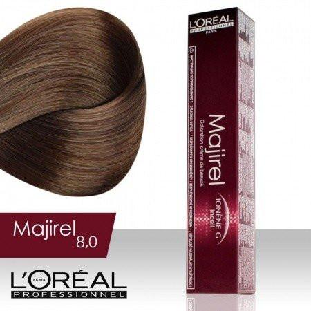 L'Oréal Professionnel Majirel permanentná farba na vlasy 8.0 - NechtovyRAJ.sk