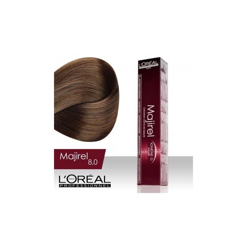 L'Oréal Professionnel Majirel permanentná farba na vlasy 8.0