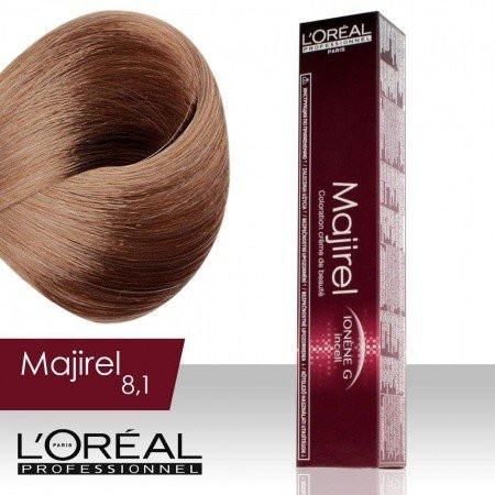 L'Oréal Professionnel Majirel permanentná farba na vlasy 8.1 - NechtovyRAJ.sk