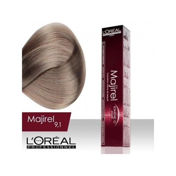 L'Oréal Professionnel Majirel permanentná farba na vlasy 9.1