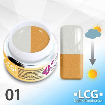 UV gél LCG 01