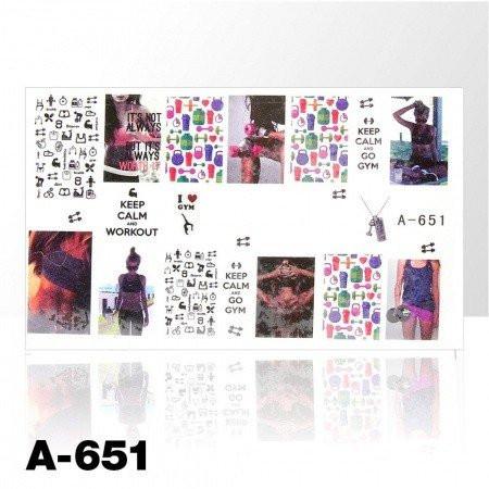 Vodolepky AP 651 NechtovyRAJ.sk - Daj svojim nechtom všetko, čo potrebujú