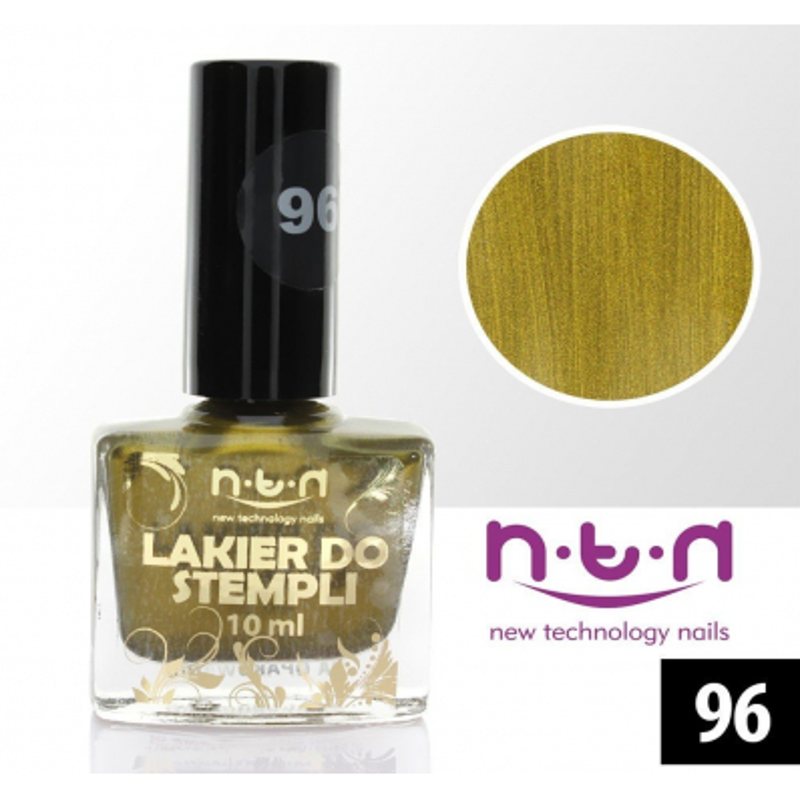 NTN lak na pečiatkovanie 96 - zlatá NechtovyRAJ.sk - Daj svojim nechtom všetko, čo potrebujú