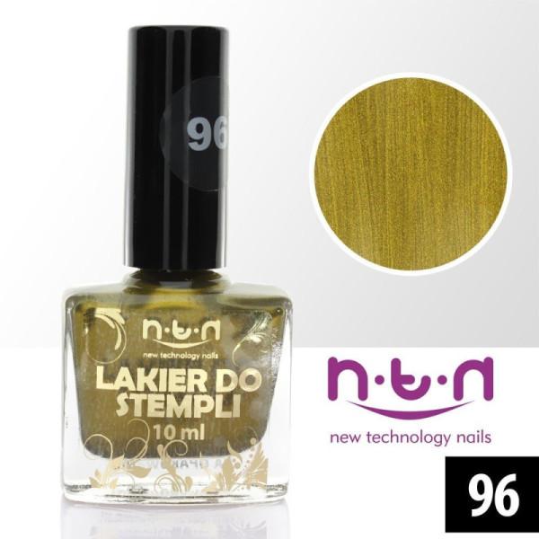 NTN lak na pečiatkovanie 96 - zlatá