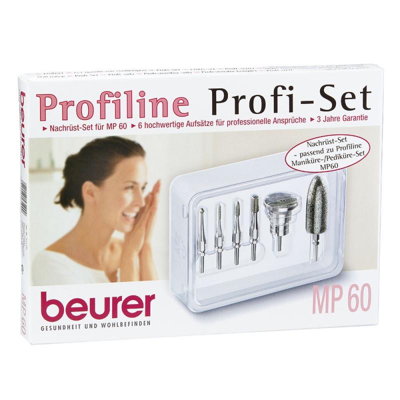 Beurer MP60 - Nástavce na manikúru 6 ks NechtovyRAJ.sk - Daj svojim nechtom všetko, čo potrebujú