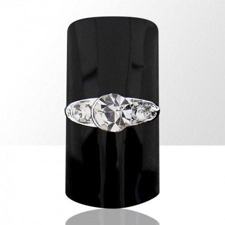 Bijou luxury ozdoba na nechty kamienky 015/542