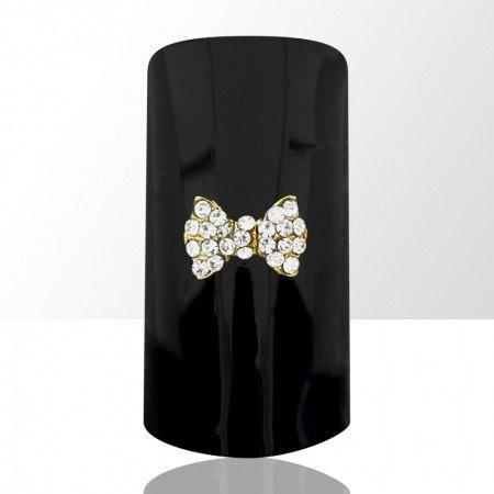 Bijou luxury ozdoba na nechty mašlička 123/3 NechtovyRAJ.sk - Daj svojim nechtom všetko, čo potrebujú