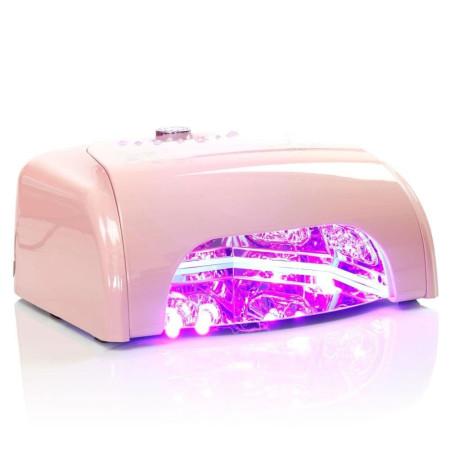 LED LAMPA K1 36 W so sušičkou ružová NechtovyRAJ.sk - Daj svojim nechtom všetko, čo potrebujú