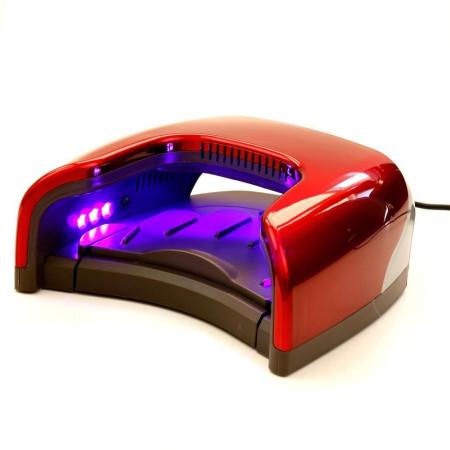 LED LAMPA IMJ 24 LED - 48 W - červená NechtovyRAJ.sk - Daj svojim nechtom všetko, čo potrebujú