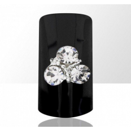 Bijou luxury ozdoba na nechty kamienky 016/526
