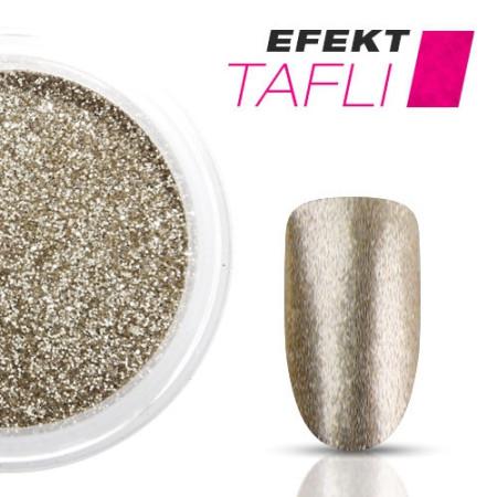 Allepaznokcie prášok na nechty TAFLI efekt šampaň 3g