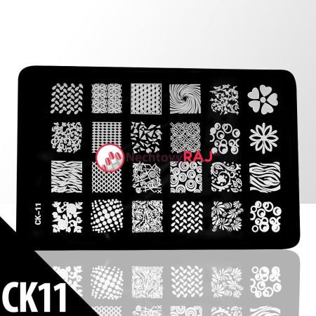 Doštička M typ CK11 NechtovyRAJ.sk - Daj svojim nechtom všetko, čo potrebujú